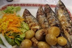 Essen in Portugal - Fisch