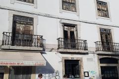 Altes Gebäude in Lissabon