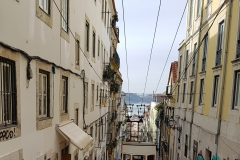 """Rua da Bica de Duarte Belo"" bezaubernste Straße der Welt"