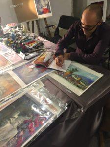 Poma: Bekannter Künstler aus Cefalu