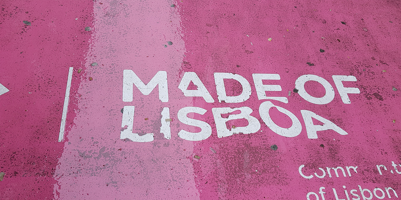 PINKSTREET - Die Pinke Straße von Lissabon