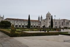 Mosteiro dos Jerónimos - Sehenswürdigkeit Lissabon