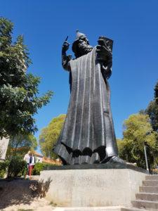 Sehenswürdigkeiten: Grgur Ninski Statue in Split