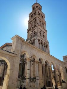 Die Sehenswürdigkeiten: Die Kathedrale von SplitKathedrale von Split