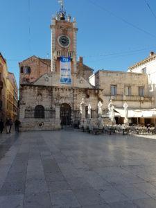 St.-Chrysogonus-Kirche in Zadar