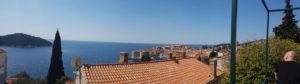 Ausblick auf die Altstadt von Dubrovnik: Die Perle der Adria