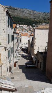 Altstadt von Dubrovnik: Kleine enge Gassen