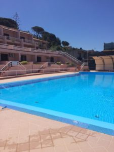 Appartment in Cefalu mit Pool