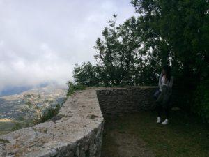 Der wunderschöne Ausblick von Erice auf Trapani
