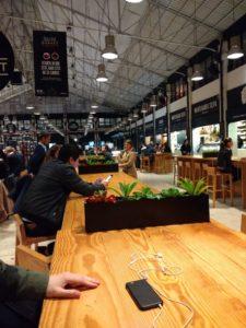 Markthalle Lissabon - Das Time Out
