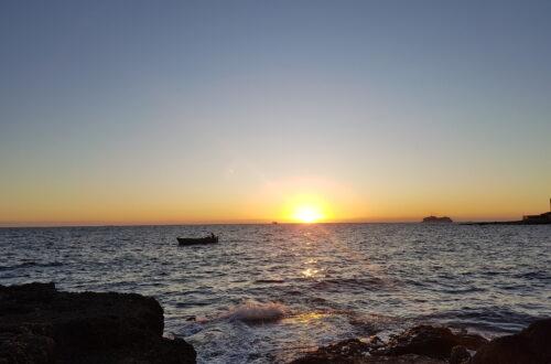 Sonnenaufgang Malta